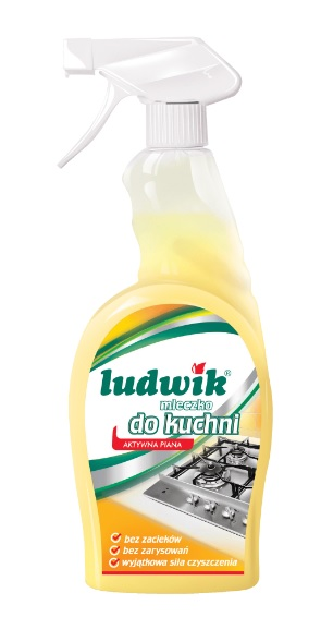 Ludwik Spray Do Czyszczenia Kuchni 750 Ml