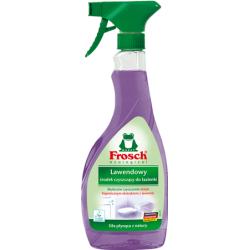 Frosch Lawendowy Spray Czyszczący Do łazienki 500ml